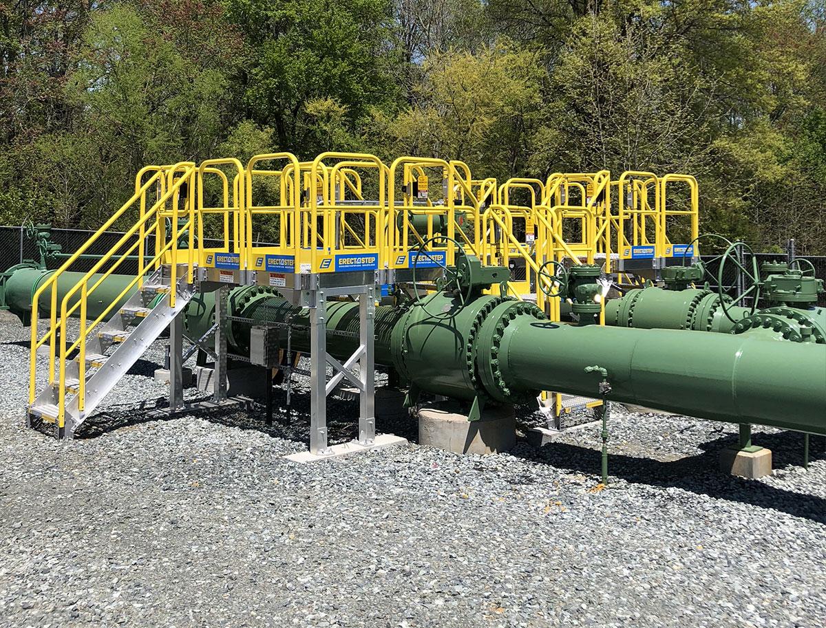 Propane Facility Crossover Project 3